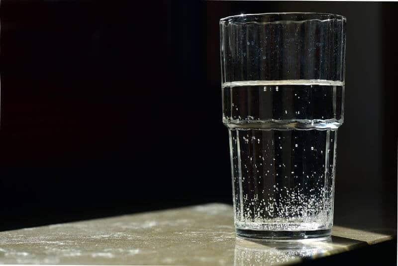 distilled water safe to drink