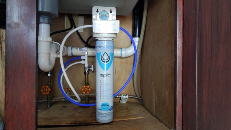 epic water filters smart shield installation