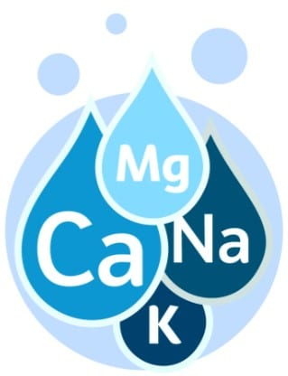 healthy minerals found in water