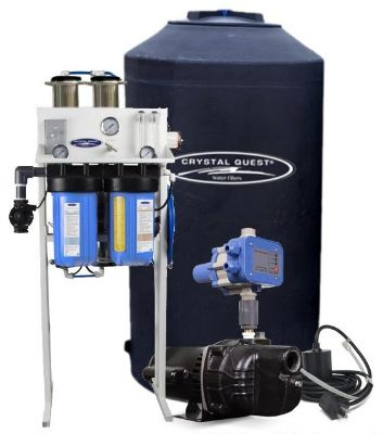 Crystal Quest Whole House Reverse Osmosis System