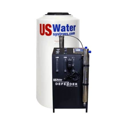 US Water Systems Defender Whole House RO System