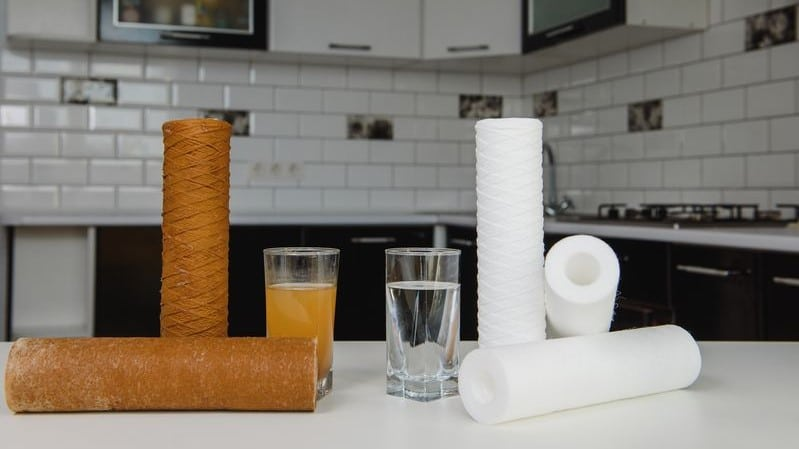 mechanical water filtration