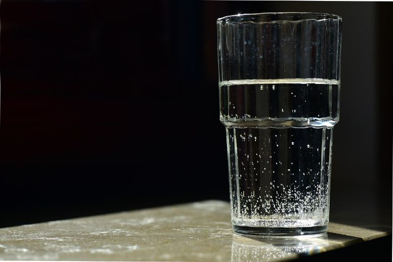 reverse osmosis water sitting can become acidic