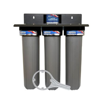 us water systems 3 stage DI system