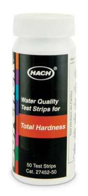 Hach Total Hardness Test Strips