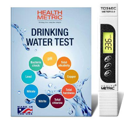 Health Metric Drinking Water Test Kit