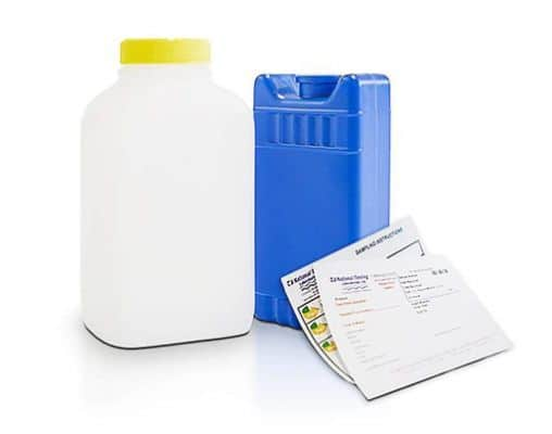 Quality Water Treatment Well Water Test Kit