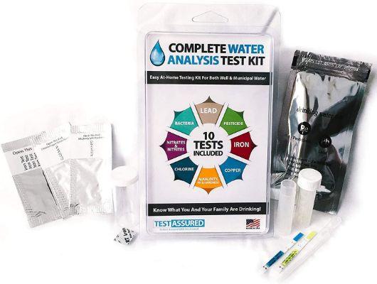 Test Assured Drinking Water Test Kit