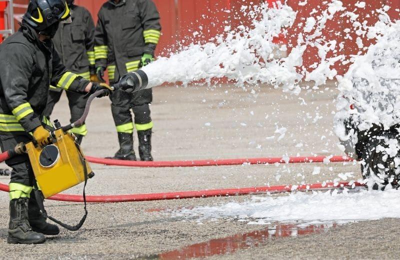 firefighting foam pfas