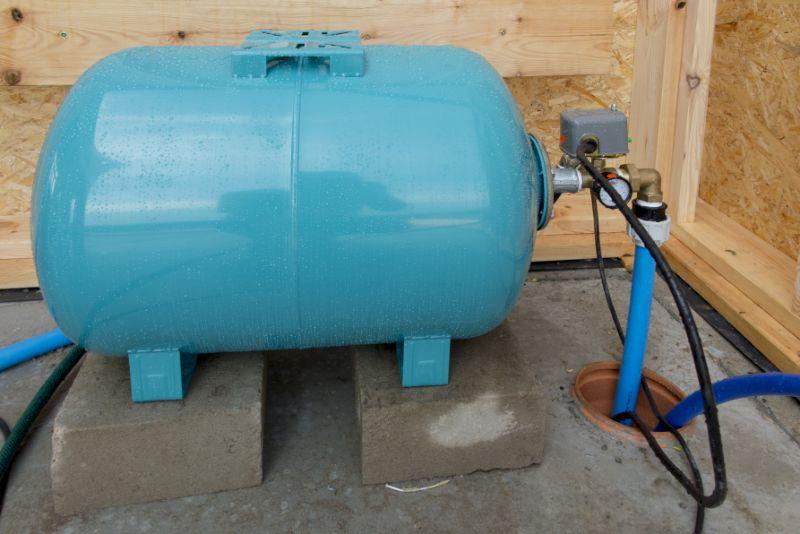 well water pressure tank