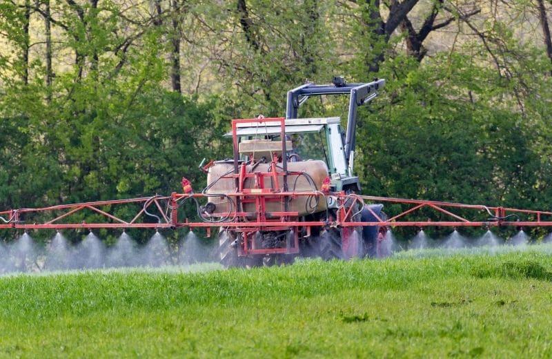 herbicide water contamination