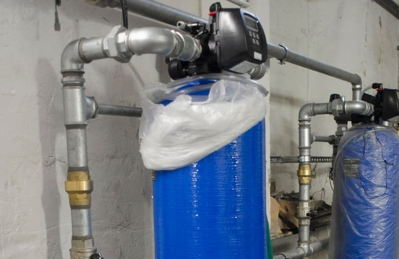 water softener rentals