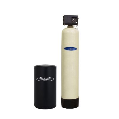 Crystal Quest Commercial Water Softener System