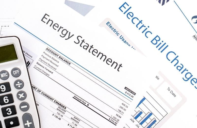 Bigger Energy Bills