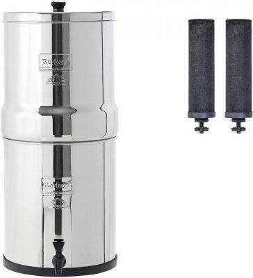 Big Berkey Gravity-Fed Water Filter review