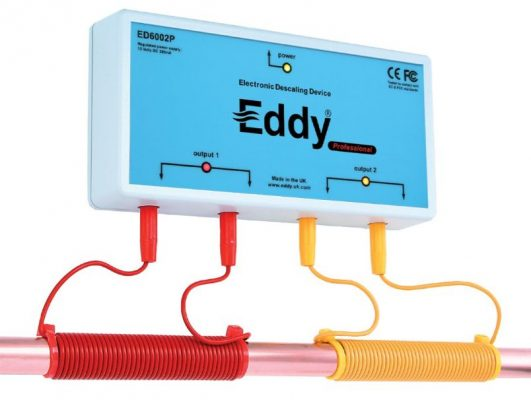 Eddy Water Descaler Electronic Water Softener Review