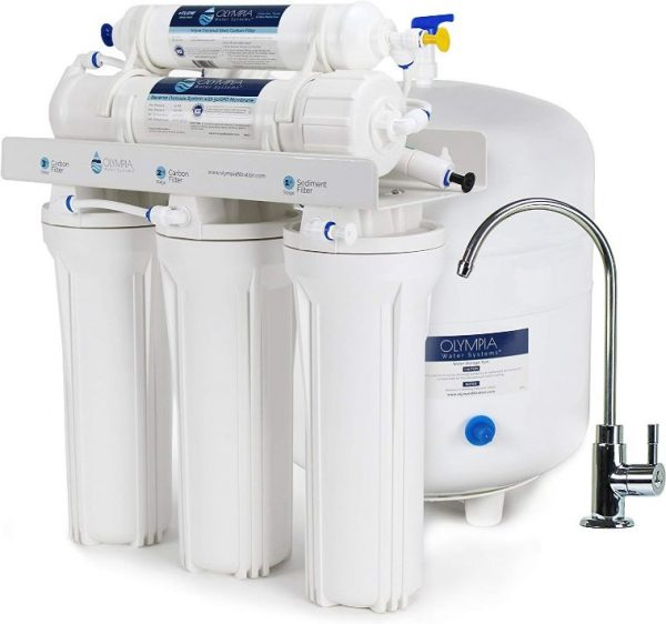 Olympia Water Systems OROS-50 review