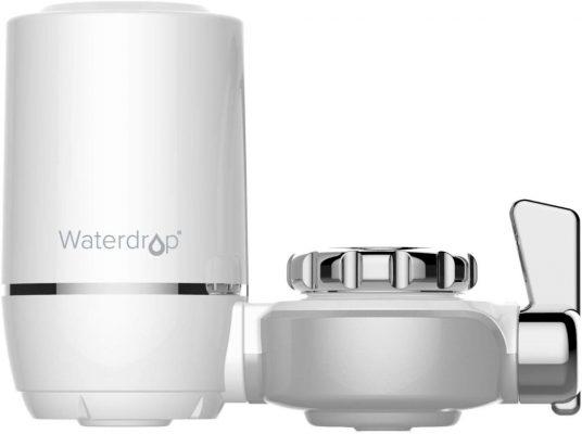Waterdrop 320-Gallon Water Faucet filter review