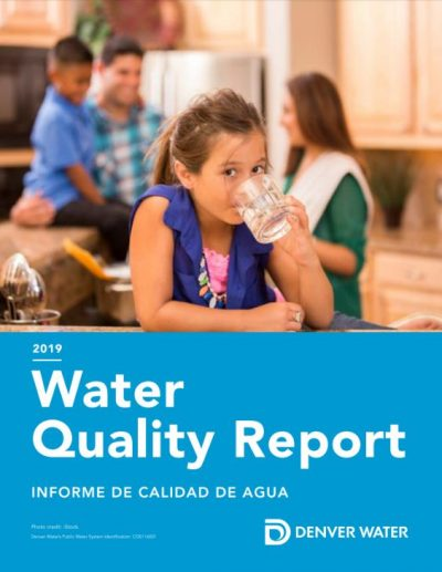 denver water quality report