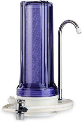 iSpring CKC1C Countertop Water Filter review