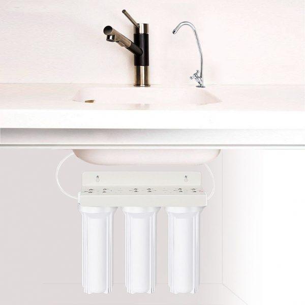 under sink water filter reviews